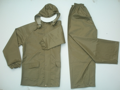 Áo mưa vải dù bộ