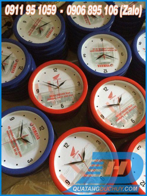 công ty quà tặng sản xuất đồng hồ treo tường