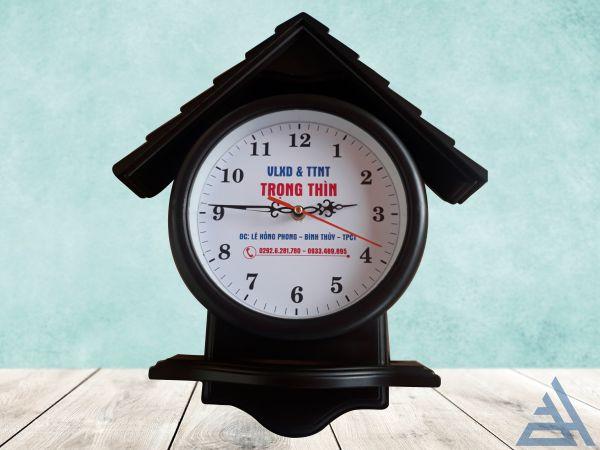 Đồng hồ ngôi nhà size nhỏ giá rẻ